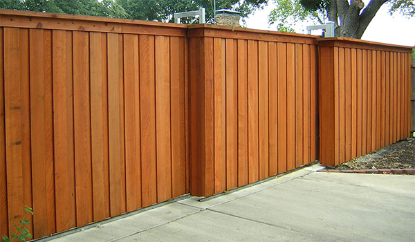 Fence Restoration And Staining