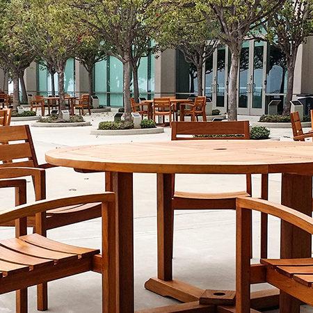 hotel patio furniture maintenance